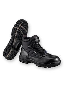 Composite-Toe Side-Zip Quarter Boots