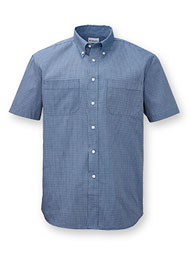 WearGuard® short-sleeve button-down collar work shirt