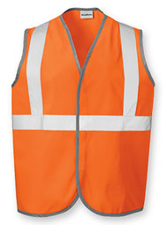WearGuard® Scotchlite™ Lightweight Class 2 High-Visibility Vest
