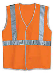 WearGuard® 3M™ Scotchlite™ Lightweight Class 2 High-Visibility Vest