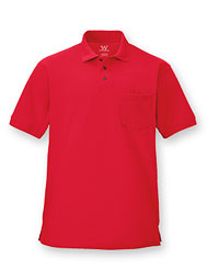 WearGuard® WearTuff™ Short-Sleeve Piqué Polo With Pocket