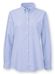 Women's Long-Sleeve Ultimate Oxford Work Shirt