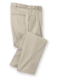 Aramark Pleated Pants