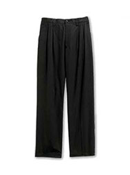 Men's Pleated Pants