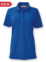 Women's REPREVE® Eco Short-Sleeve Performance Polo