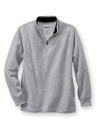 WearGuard® WearTuff™ Low Shrink ¼-Zip Sweatshirt
