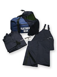40 cal/cm2 PPE Kit With Coat