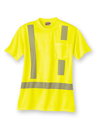WearGuard® Short-Sleeve Class 2 High-Visibility T-Shirt