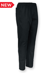 Uncommon Threads Black Line Slim Fit Pants