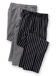 greenTAB™ Baggy Chef Pants