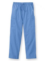 Landau® Men's Cargo Scrub Pants