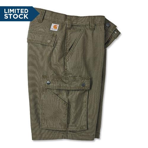 e5c16ce716 10501 Carhartt® Men's Rugged Cargo Short from Aramark