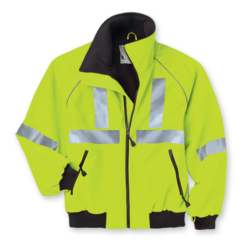 1fbe5125f77 415 WearGuard® Class 2 High-Visibility Three-Season Jacket from Aramark