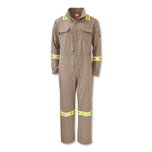 fea7e7b086bb 5244 UltraSoft® Flame-Resistant Enhanced Visibility Coveralls from ...
