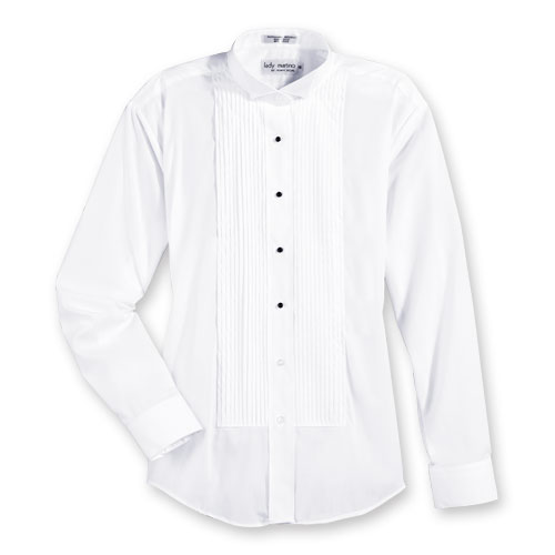 aba2cd5cecd783 Z299 Women s Wingtip Collar Tuxedo Shirt from Aramark