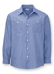 aea6e1ed23 WearGuard® Deluxe Long-Sleeve Industrial Work Shirt