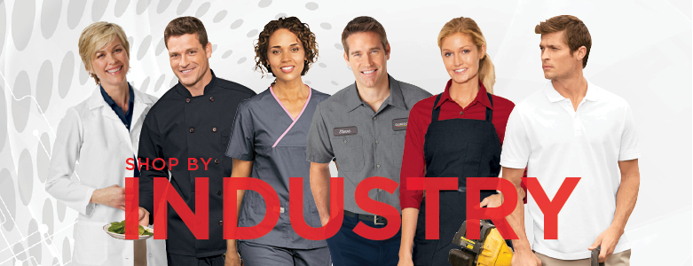 Aramark Industry Work Apparel Collections